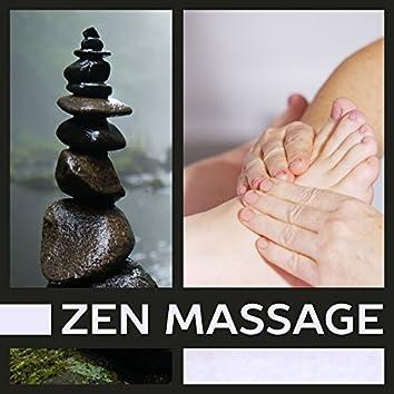 Zen Massage – Spa Music, Inner Calmness, Wellness, Relaxation Nature Sounds, Stress Free, Relief for Mind, Healing Spa