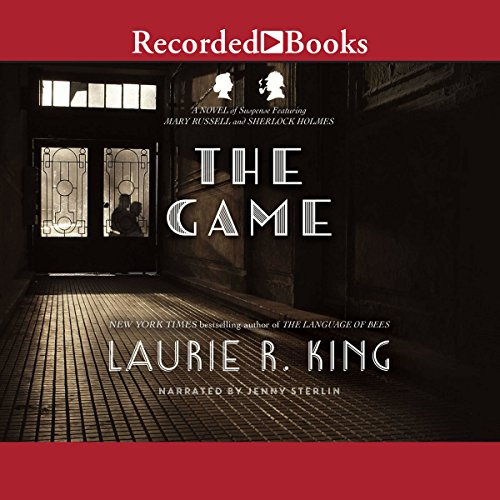 The Game Audiobook By Laurie R. King cover art