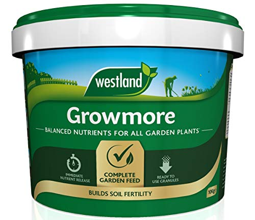 Westland Growmore Garden Fertiliser, 10 kg