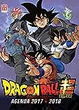 Agenda 2017/2018 dragon ball super