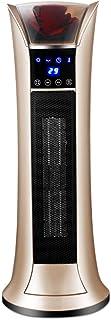 Radiador eléctrico MAHZONG Calentador de Oficina Vertical Ahorro de energía Ahorro de energía Temporizador de 12 Horas
