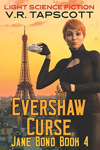 Jane Bond - The Evershaw Curse: Light Science Fiction