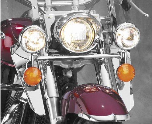 National Cycle Lightbar Chrome for Suzuki Intruder BLVD C50