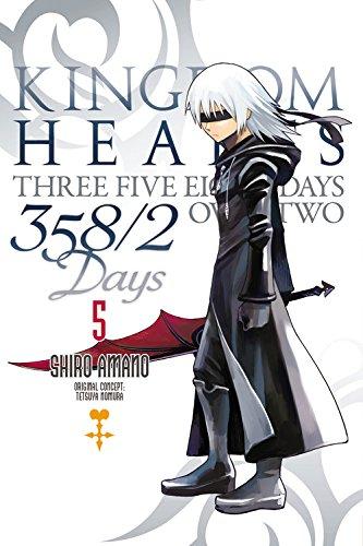 Kingdom Hearts Three Five Eight Days Over 2 5