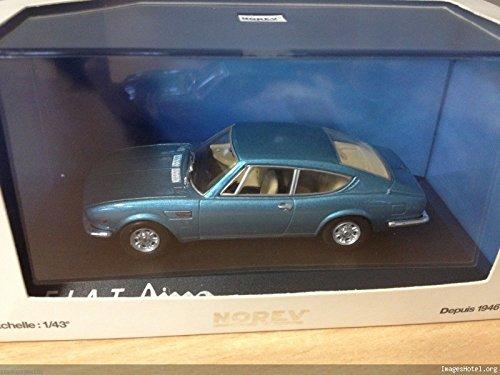 Générique Fiat Dino Coupé Bleue - NOREV 1/43 770102