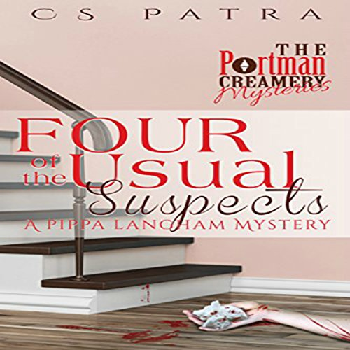 Four of the Usual Suspects: A Pippa Langham Mystery audiobook cover art