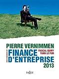 Finance d'entreprise 2013 - Dalloz Gestion
