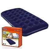 Pavillo aufblasbares Single-Luftbett 'Blue Horizon' für eine Person, 188x99x22 cm