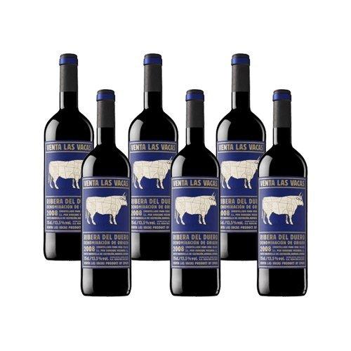 Venta Las Vacas - Vino Tinto - 6 Botellas