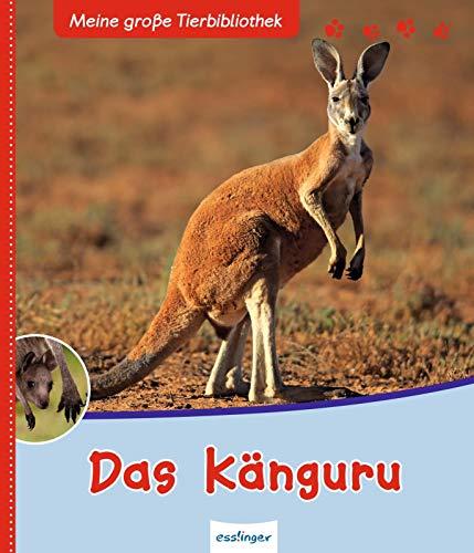 Das Känguru (Meine große Tierbibliothek)