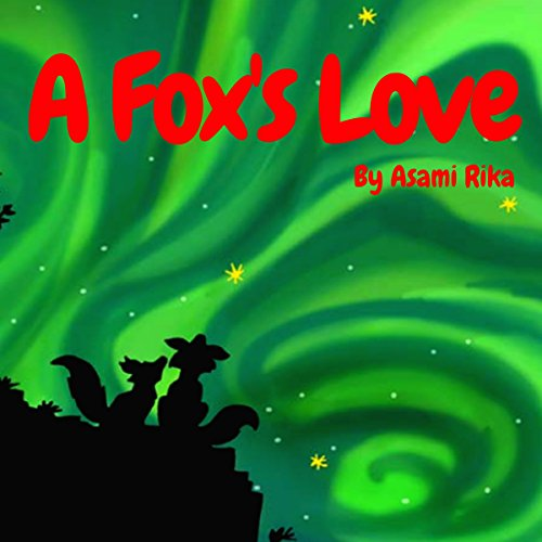 A Fox's Love audiobook cover art