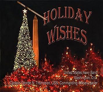 United States Navy Band: Holiday Wishes