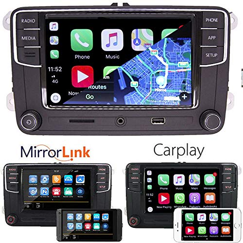 iPhone HTC One iPod Samsung Galaxy 3.5 mm AUX Entrada de Audio Cable Adaptador de M/úsica para Volkswagen Xperia en Coche para Conectar MP3 LG OEM Lumia Huawei
