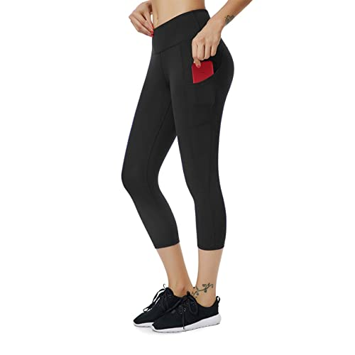 a3ca606d061 Yoga Pants with Pockets  Amazon.co.uk