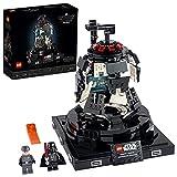 LEGO 75296 Star Wars Darth Vader's Meditation Room, juego coleccionable, regalo de cumplea�os para adultos