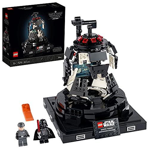 LEGO 75296 Star Wars Darth Vaders Meditationsraum, Sammlerset, Geburtstagsgeschenk f�r Erwachsene