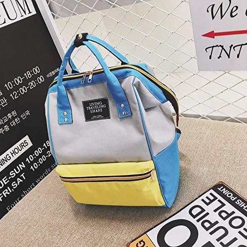 SGZBY Damentaschen, Damenrucksäcke, Tragbare Studententaschen