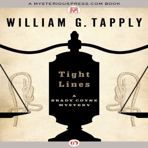 Tight Lines audiobook cover art