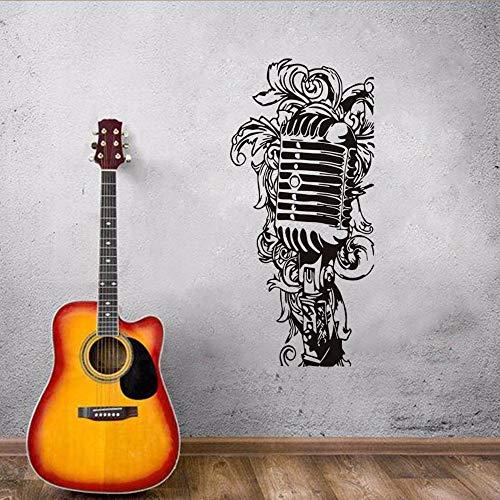 Jasonding Musikalisches Musikinstrument Für Kinder Wandbild Mit Muschel-Dormitorio Casa Decor Ausstattungsmerkmale Aus Glas Mit Papel Pintado 43 * 78Cm