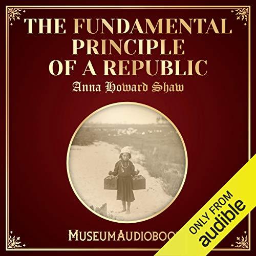 The Fundamental Principle of a Republic audiobook cover art