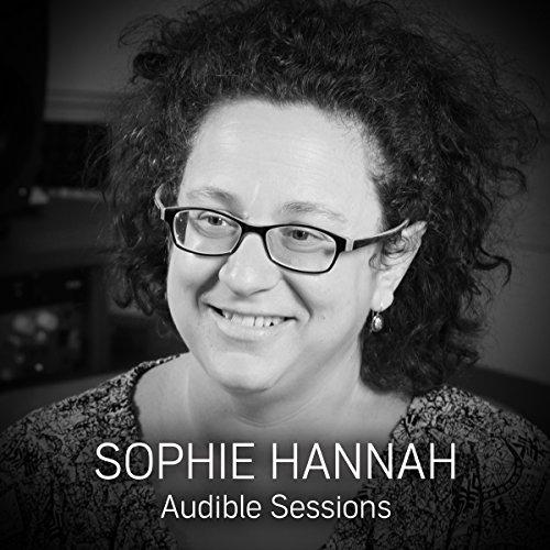 Sophie Hannah audiobook cover art