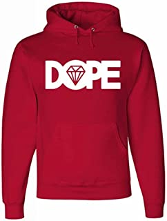 Dope Diamond – Sudadera con capucha Hip Hop Swag sudadera