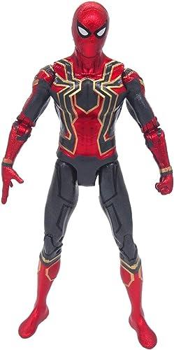 el mejor servicio post-venta Byx- Spider-Man Marvel, Spiderman Action Figure Figure Figure 6.2 '' Legends Amazing, Juguete Decoración PVC @  productos creativos