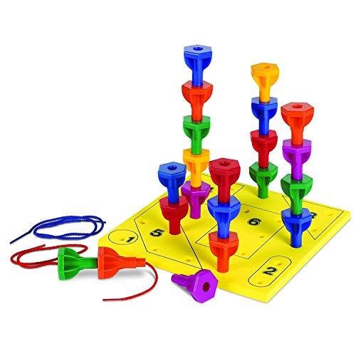 Learning Resources - Juguete para Encajar para bebés (LER0594)