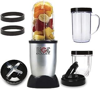 NutriBullet MBR1128 - Batidora de Vaso, Compacta de Alta Velocidad, para Smoothies de Frutas y Verduras, Plástico Libre BP...