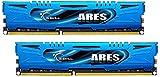 G.SKILL Ares Series 8GB (2 x 4GB) 240-Pin DDR3 SDRAM DDR3 2400 (PC3 19200) Desktop Memory Model F3-2400C11D-8GAB