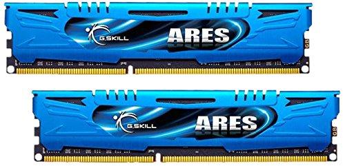 G.SKILL Ares Series 8GB (2 x 4GB) 240-Pin DDR3 SDRAM DDR3 2400 (PC3 19200) Desktop Memory Model...