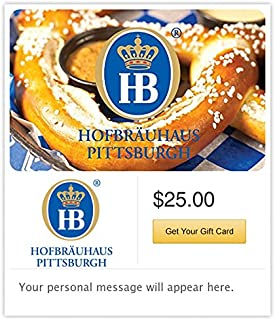 Hofbrauhaus Pittsburgh - E-mail Delivery