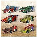 Dinosaur Toy Pull Back Cars - Dinosaur Toys Cars Vehicles New Model Dino cars...