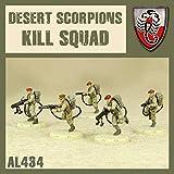 DUST 1947 - Allies Desert Scorpions Kill Squad