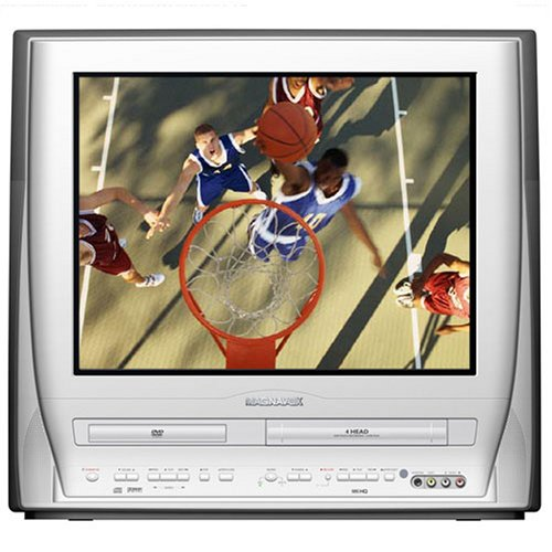 Best Price MAGNAVOX 20 Flatscreen TV/DVD/VCR Combo, MWC20T6
