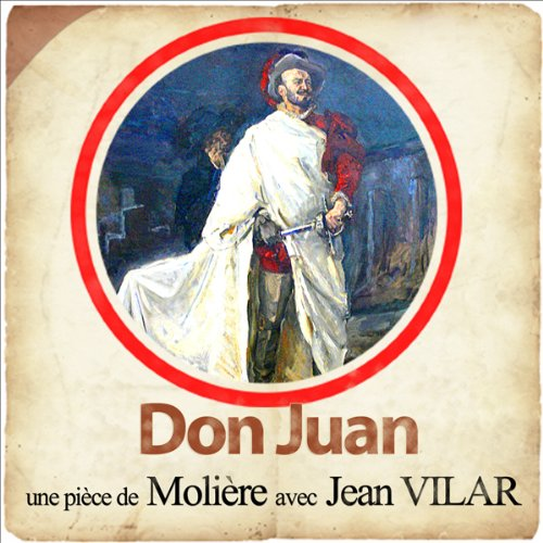 Dom Juan [French Version] audiobook cover art