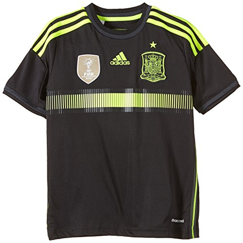 adidas Spain Kids (Boys Youth) 2014 FIFA World Cup Away Jersey-11-12 Years