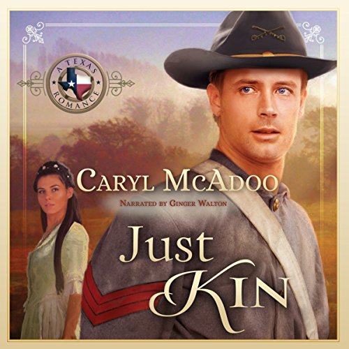 Just Kin audiobook cover art