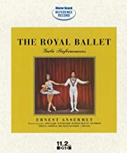 THE ROYAL BELLET GALA / ERNEST ANSERMET / ORCHESTRA OF THE ROYAL OPERA HOUSE, COVENT GARDEN (BD-ROM) [BD-Rom DSD File] Ernest Ansermet,Orchestra of the Royal Opera House, Covent Garden,