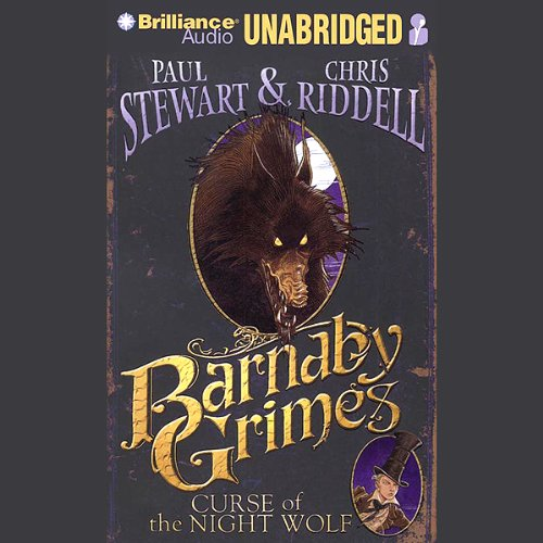 Barnaby Grimes audiobook cover art