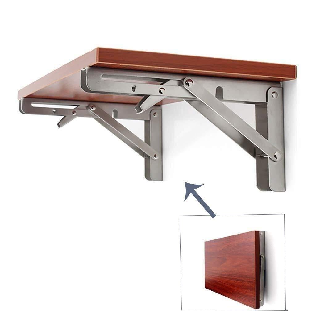 Mesas de comedor Casero Plegable Cocina computadora de Oficina Workbench Comedor Barra de Tabla del Escritorio Fácil de Instalar (Size : 40cm×60cm): Amazon.es: Hogar
