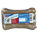 TRIXIE 5 Huesos Prensados Piel, 15 g, 8 cm, Envasado, Perro