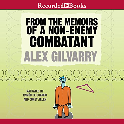 From the Memoirs of a Non-Enemy Combatant audiobook cover art