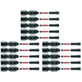 BOSCH ITT20215 15 pc. Impact Tough 2 In. Torx #20 Power Bits