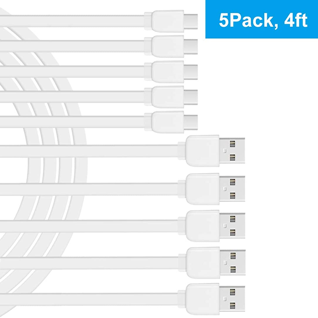 Fylong USB-A to USB-C Type C Charging Cable for Nintendo Switch; Sony XZ; Samsung Galaxy S9, S8, S8+, Galaxy Note 8; Compatible with MacBook, Google Pixel, LG V30 G5 G6 and More