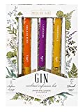 Modern Gourmet Foods, Kit di Infusione Cocktail al Gin, i Gusti Includono Scorza d'Arancia...