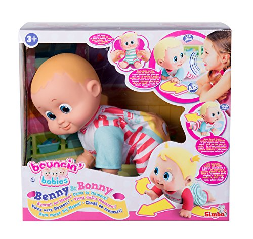 Simba- Bella Bouncin Babies-Benny Vieni dalla Mamma, 1