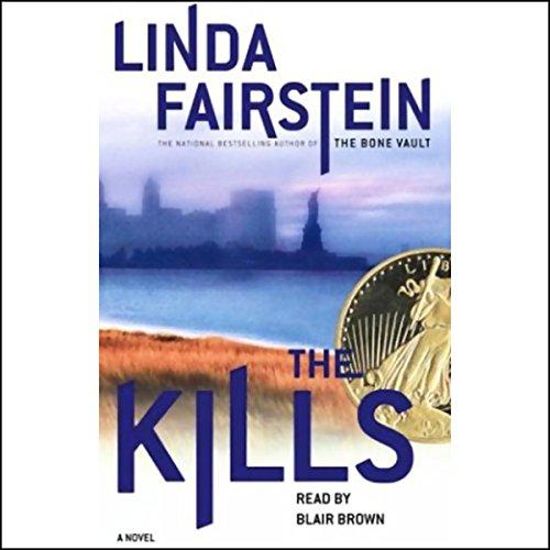 The Kills audiobook cover art