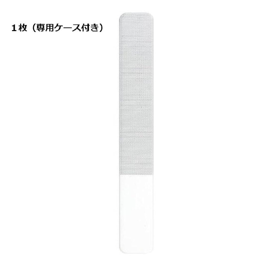 冷えるどちらか争うIrisomi 爪やすり 爪磨き ガラス爪ヤスリ ネイルファイル ネイルシャイナー つめケア ガラス製 ビューティー ネイルケア 甘皮処理 使いやすい (1個)