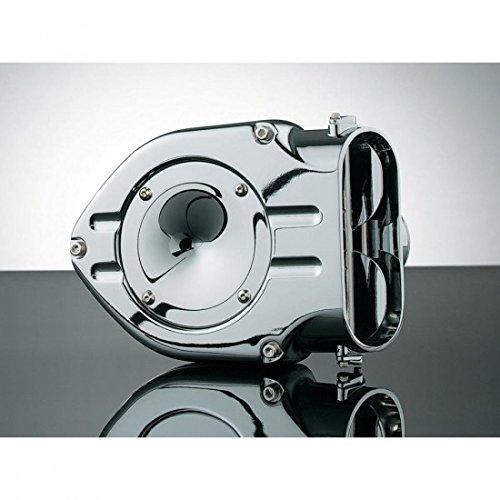 hypercharger Air Cleaner chrom–9326–Kuryakyn 10101406